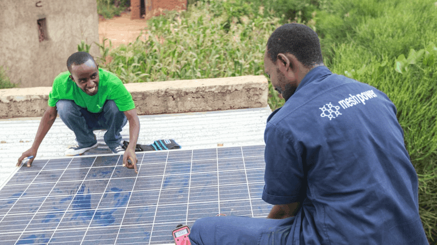 EVOLVsolar partners with MeshPower to help families access power 4